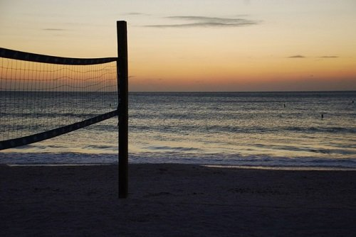 plaj futbolu turnuvası